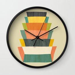 Bare essentials Wall Clock