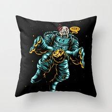 Astro Z Throw Pillow