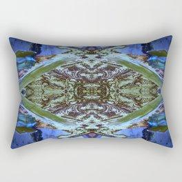 Ceiling Tile (Abstract) Rectangular Pillow