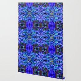 Electric Blue Wallpaper