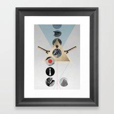 rvlvr.net project entry Framed Art Print