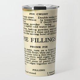 Pies - Vintage Travel Mug