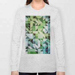 :: geometric maze II :: Long Sleeve T-shirt