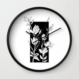 Dreams of Spring #3 Wall Clock