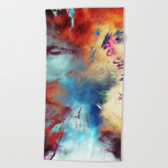 Sextans Beach Towel