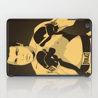 ali iPad Cases featuring Ali by Renan Lacerda