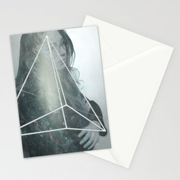 Majesty Fangs Stationery Cards