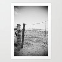western Art Prints featuring Western by Humble Places