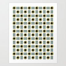 O=O Art Print