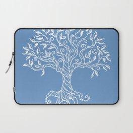 Tree of Life Blue Laptop Sleeve