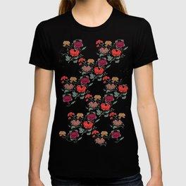 Recolour Peonies T-shirt