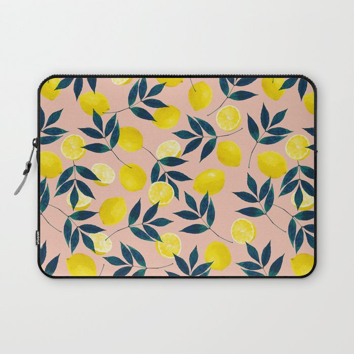 Lemony Goodness Laptop Sleeve