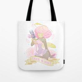 Take a Hint! Tote Bag
