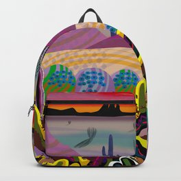 The Desert Within You Backpack