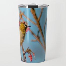Cherry Blossom Visitor Travel Mug
