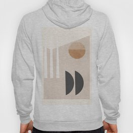 Geometric Abstract 84 Hoody