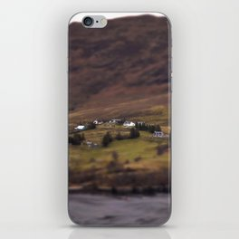 New Years Day, one year in Ullapool. iPhone Skin