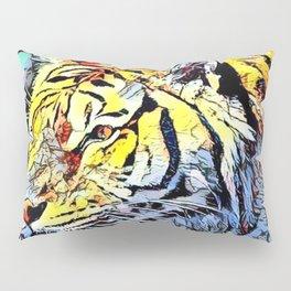Color Kick - Tiger Pillow Sham