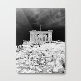 Dark & Stormy Metal Print