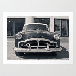 American Packard Art Print