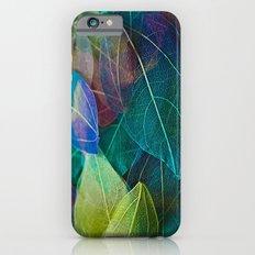 Skeleton Leaves Slim Case iPhone 6