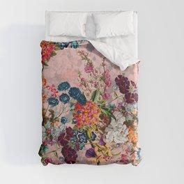 Summer Botanical Garden VIII - II Duvet Cover