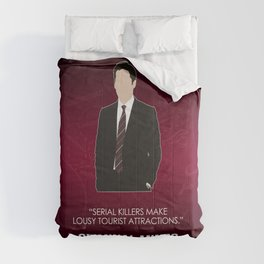 Criminal Minds - Hotch Comforters