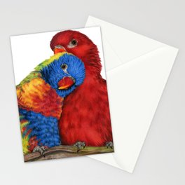 A Little To The Left Stationery Cards