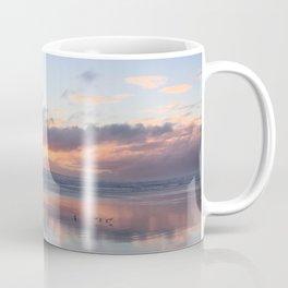 Mirrored Sunset Coffee Mug