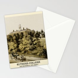 Rutgers 1849 Stationery Cards