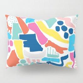 Colour Scatter Pillow Sham