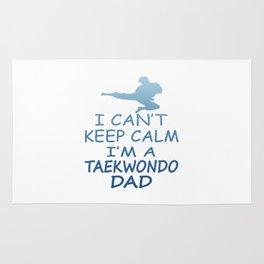 I'M A TAEKWONDO MOM Rug
