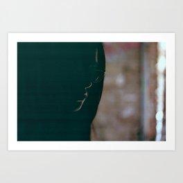 Jessy Art Print