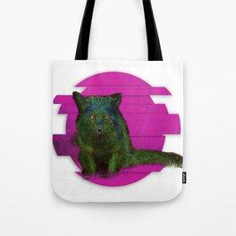 Glich-Fox Tote Bag