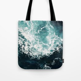 Sea waves II Tote Bag