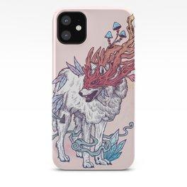 Spirit Animal - Wolf iPhone Case