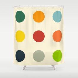 Morfran Shower Curtain