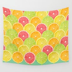fresh fruit Wall Tapestry