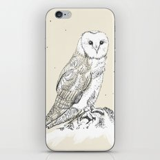 Mr Barnsby Owlsworth the 16th iPhone & iPod Skin