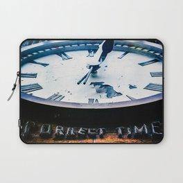 Correct Time Laptop Sleeve