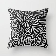 ART TRIBE Throw Pillow