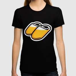 Beer Slippers T-shirt