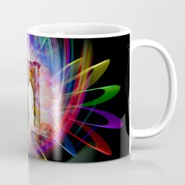 Abstract perfektion - Brooklyn Bridge Coffee Mug