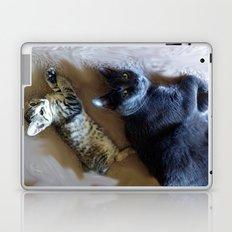 Kitty see kitty do... Laptop & iPad Skin