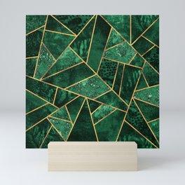 Deep Emerald Mini Art Print