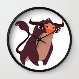 CUTE COW Wall Clock