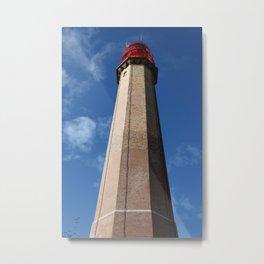 Lighthouse Flügge - Leuchtturm Flügge Metal Print