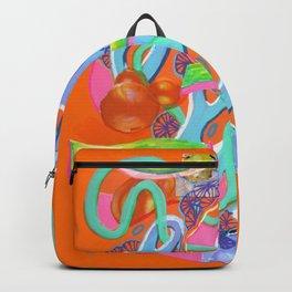 Alien Organism 13 Backpack