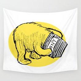 Pooh Bear Wall Tapestry