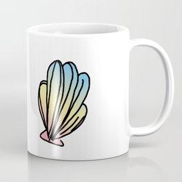 Mermaid Shells Coffee Mug